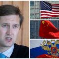 """""""Nagu me ei aktsepteeri Venemaa või Hiina salajast jälitustegevust oma riigis, ei saa me seda lubada ükskõik millise teise riigi puhul."""""""