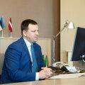 Ратас — спикерам парламентов Латвии и Финляндии: больницы в Эстонии перегружены, но справляются