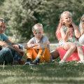 FOTOD | Amy ja Elari Markuse unistuste päev: tõuksitrikid, meikimine ja koosveedetud aeg perega