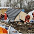 """GRAAFIK: Prantsusmaal Calais's lammutatakse """"Džungliks"""" nimetatavat sisserändajate laagrit"""