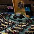 Работа на перспективу: Эстония намерена вновь стать членом Совбеза ООН