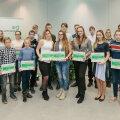 Энергетический фонд одаренной молодежи Ида-Вирумаа в этом году поддержал более 50 молодых людей