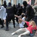 ERISAADE | Protestid Valgevenes vältavad juba kuu aega: roosidega seda lahingut ei võida