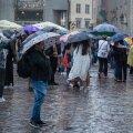 ILMAPROGNOOS   Taasiseseisvumispäeval sajab veidi vähem kui enne ja pärast seda
