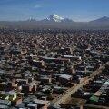Boliivias kehtestati rahvaloenduseks liikumiskeeld