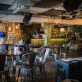 24. maist saab kohviku ja restorani siseruumi