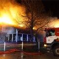 Tulekahju Raplas Jõe külalistemajas