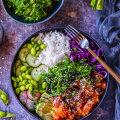 Ülihea kapsasalat wakamega! Rohelistes vetikates on rohkem toitaineid kui köögiviljades, rohkem rauda kui veiselihas ja rohkem valku kui munas
