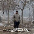 HRW: Mariupoli elamuid pommitasid separatistid