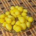 Kooritud kartulid