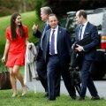 NIMEKIRI | President Trumpi ajal püstitab Valgest Majast lahkujate arv rekordi
