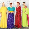 1 MINUTI VIDEO | Naised nagu kunstiteosed! Vaata, kes kandsid presidendi vastuvõtul kõige värvikamaid kleite