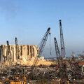 Beiruti plahvatuse ohvrite arv on tõusnud 137-ni, sadamaametnikud pandi koduaresti