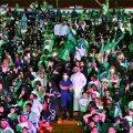 Saudi Araabias lubatakse naised spordistaadionidele