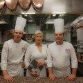 Evelin Ilves tegi ettepaneku korraldada järgmine kokkade olümpia Eestis