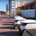 Вытеснят ли в Эстонии роботы-доставщики курьеров? Блогер RusDelfi составил ТОП-5 эстонских сервисов для повседневной жизни