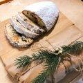 РЕЦЕПТ | Традиционный рождественский творожный штоллен