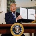 Reaktsioon Trumpi Iraani tuumaleppest taganemisele: Netanyahu on rahul, eurooplased mures