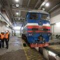Läti raudtee: audit ei näidanud vedurite hankes mingeid rikkumisi