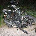 FOTO SÜNDMUSKOHALT: Antslas hukkus mopeedijuht