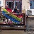 VIDEO | Gruusias pole LGBTQ kogukonnale kohta: Thbilisis põletati vikerkaarelipp, mitukümmend inimest on haiglas