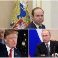 USA avaldas nimekirja Putiniga seotud Vene ametnikest ja oligarhidest, keda ähvardavad sanktsioonid, esikohal Anton Vaino
