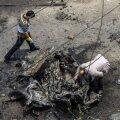 Kairo koptikristlaste kirikus kärgatas plahvatus, hukkus 25 inimest