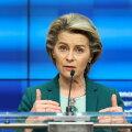 Von der Leyen: AstraZeneca peab vaktsiinilubadused EL-i ees täitma, enne kui ekspordib mujale