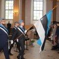 Eesti lipu 136. aastapäeva tähistamine Otepääl