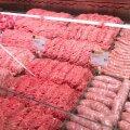 Из-за коронавирусных ограничений во многих местах мясные прилавки магазинов опустели