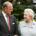 Prints Philip ja kuninganna Elizabeth II