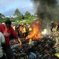 Paapua Uus-Guineas raiuti pead maha nõidumises süüdistatud naistel