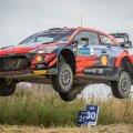 Rally Estonia 2021 SS2 ja SS4