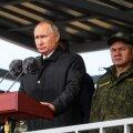 Putin: Venemaa on rahuarmastav riik, kellel ei saa olla mingeid agressiivseid plaane