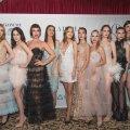 ФОТО | Виолончелистка Сильвия Ильвес и другие знаменитости на один вечер стали моделями модного показа в Таллинне