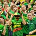 TAAVET KOLJATI VASTU: Kaks aastat tagasi nautisid Leedu korvpallifännid Hiinas oma rahvuskoondise esitusi. Nüüdseks on kahe riigi omavahelised suhted juba üpris jahedaks muutunud.