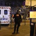 Kiirabi ja politsei Prantsusmaal