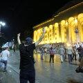 Грузинская оппозиция объявила о новых протестах