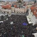 Tšehhis nõuti meeleavaldusel sõltumatut õigusemõistmist peaministri üle