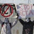 ACTA-vastane meeleavaldus 2012. aastal