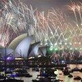 TOPSHOT-AUSTRALIA-NEW-YEAR