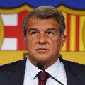 VIDEO   Barcelona president: klubi on kõigist kõrgemal, sealhulgas maailma parimast mängijast