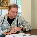 Mart Sanderi galeriiga seotud kunstivõltsimise süüasi lõpetati