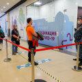 Venemaal on võimalik end vaktsineerida lasta kaubanduskeskustes