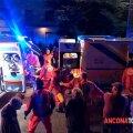VIDEO   Itaalia tantsuklubi tragöödia: mitu noort inimest tallati rahva jalge all surnuks