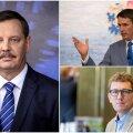 Politoloog: Aasa populaarsus muukeelsete valijate hulgas on mõistetav, Michal, Vakra ja teised on neile tundmatud