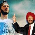 Singh oli üks India esimesi tõelisi superstaare spordis.