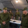 Lukašenka: andsin esimest korda korralduse viia relvajõud täielikku lahinguvalmidusse