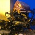 Venemaal toimus teist päeva järjest ränk liiklusõnnetus väikebussiga, nüüd hukkus 6 inimest