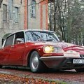 PARAADPILT: Puhkeasendis, alla lastud kerega Citroën – sedasi ei tee just paljud autod. Sergei Didyk